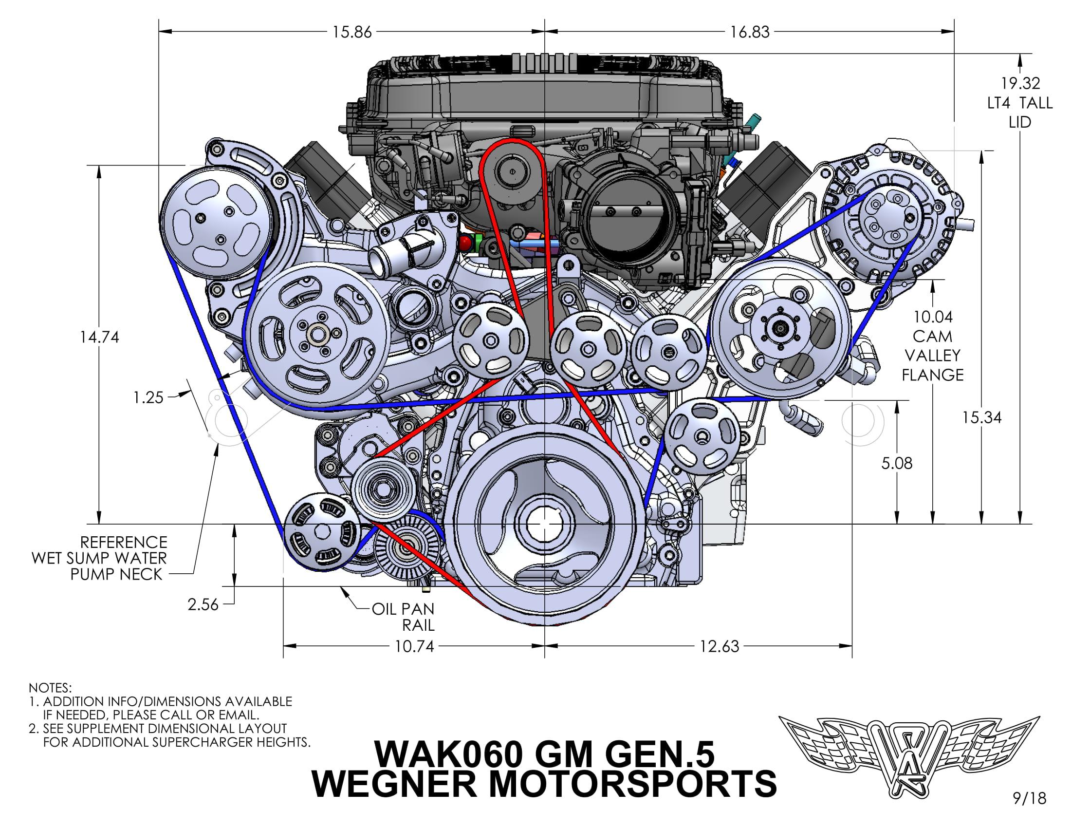 lt5 engine diagram wak060  wak060