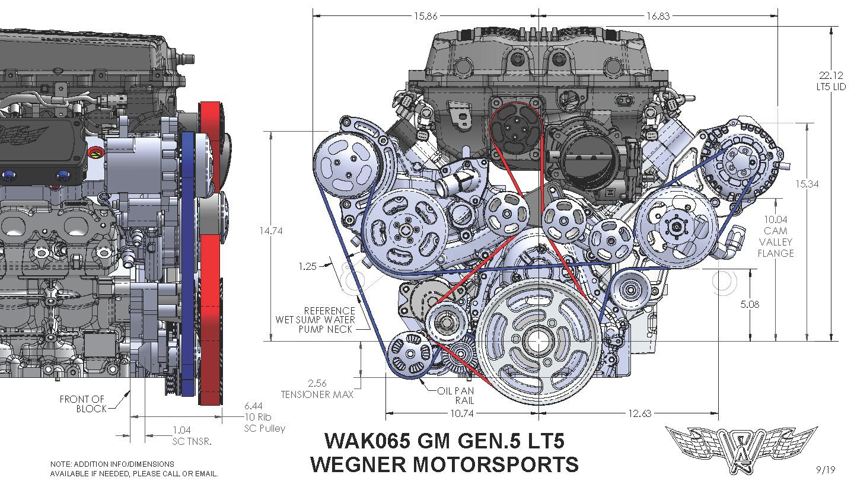 lt5 engine diagram wak065  wak065